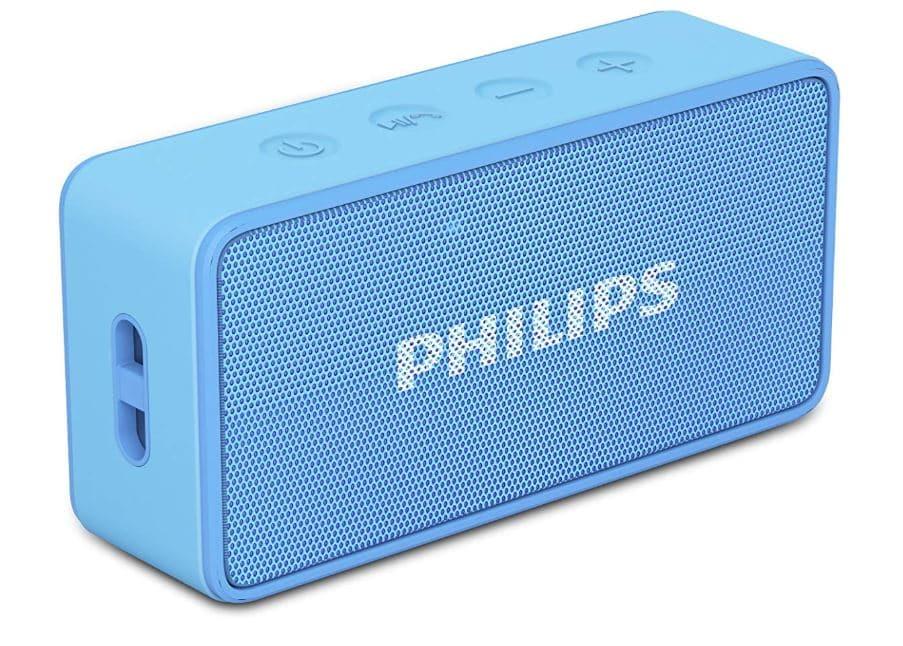 Philips Bt64 Bluetooth Speaker Lowest Price Fundoogadgets Com